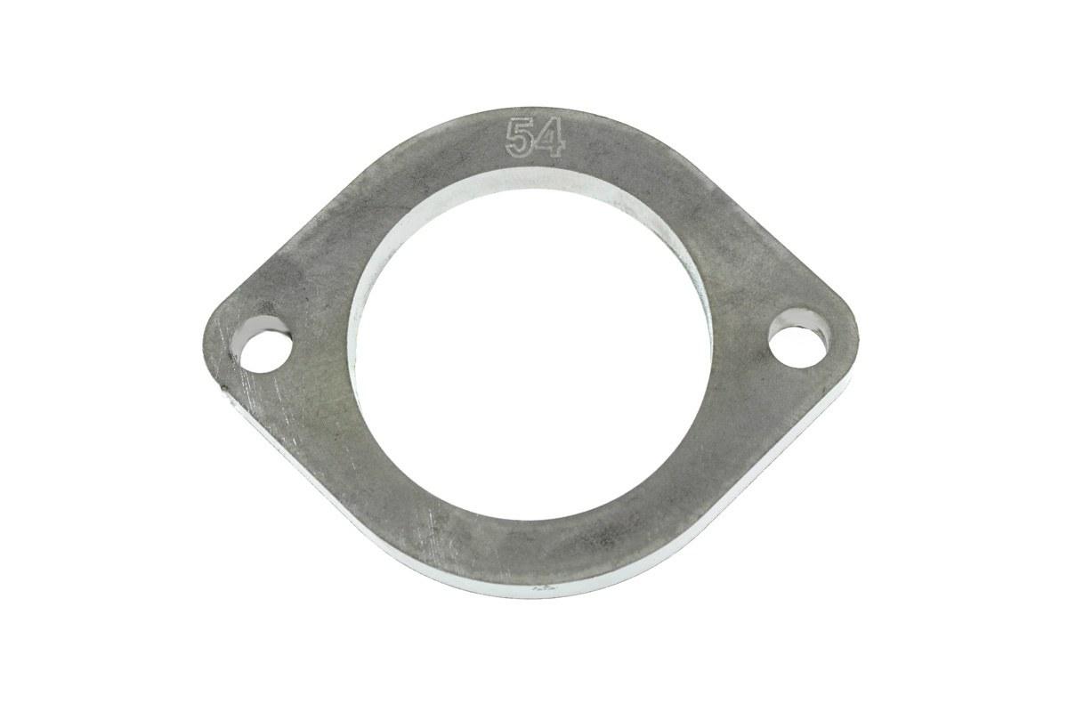 Flansza łącznik układu wydechowego 54mm 2 śruby - GRUBYGARAGE - Sklep Tuningowy